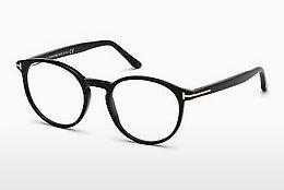 Lunettes design Tom Ford FT5524 053 - Havanna, Yellow, Blond, Brown