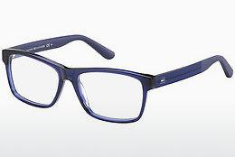 Lunettes design Tommy Hilfiger TH 1237 1IA - Bleues