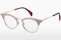 Lunettes design Tommy Hilfiger TH 1540 35J - Rose