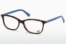 Lunettes design Web Eyewear WE5133-N 053 - Havanna, Yellow, Blond, Brown