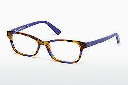 Lunettes design Web Eyewear WE5183 081 - Pourpre, Shiny