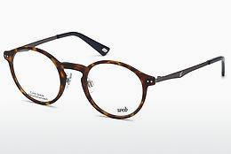Lunettes design Web Eyewear WE5207 052 - Brunes, Dark, Havana