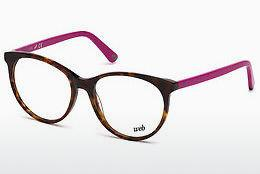 Lunettes design Web Eyewear WE5213 053 - Havanna, Yellow, Blond, Brown