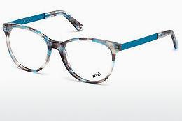 Lunettes design Web Eyewear WE5217 086 - Bleues, Azurblue