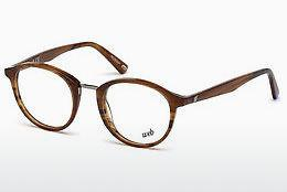 Lunettes design Web Eyewear WE5222 048 - Brunes, Dark, Shiny