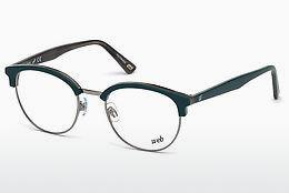 Lunettes design Web Eyewear WE5225 008 - Grises, Shiny