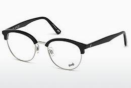 Lunettes design Web Eyewear WE5225 014 - Grises, Shiny, Bright