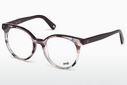 Lunettes design Web Eyewear WE5227 074 - Rose, Rosa