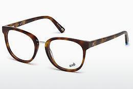 Lunettes design Web Eyewear WE5228 052 - Brunes, Dark, Havana