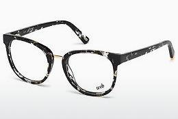 Lunettes design Web Eyewear WE5228 055 - Havanna, Brunes