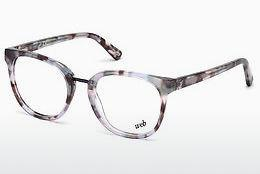 Lunettes design Web Eyewear WE5228 081 - Pourpre, Shiny