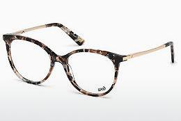 Lunettes design Web Eyewear WE5238 074 - Rose, Rosa