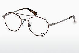 Lunettes design Web Eyewear WE5247 014 - Grises, Shiny, Bright