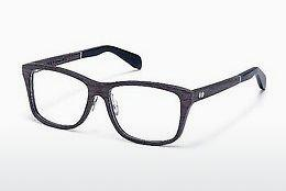 Lunettes design Wood Fellas Schwarzenberg (10954 5471)