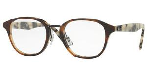 Ray-Ban RX5355 5676 TOP BROWN HAVANA/HAVANA BEIGE