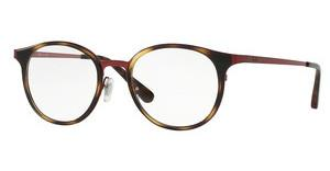 Ray-Ban RX6372M 2922 BRUSHED BORDO'