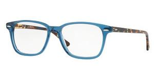 Ray-Ban RX7119 8024 SHINY TRASPARENT BLUE