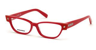Dsquared DQ5300 066 rot glanz