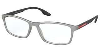 Prada Sport PS 04MV 5731O1 MATTE METALLIZED DARK GREY