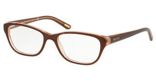 Ralph RA7020 5684 TOP BROWN ON CARAMEL