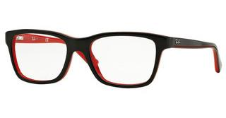 Ray-Ban Junior RY1536 3573 BLACK ON RED