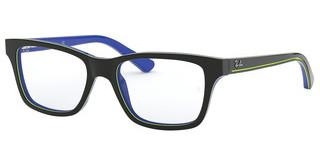 Ray-Ban Junior RY1536 3600 DARK GREY ON BLUE
