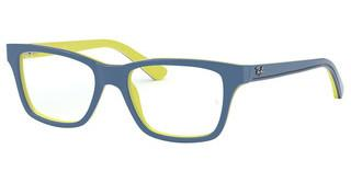 Ray-Ban Junior RY1536 3819 BLUE ON YELLOW/BLACK