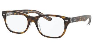 Ray-Ban Junior RY1555 3602 HAVANA ON TRASPARENT