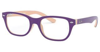 Ray-Ban Junior RY1555 3818 VIOLET ON PINK/BLUE