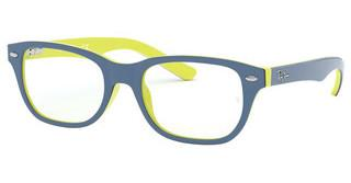 Ray-Ban Junior RY1555 3819 BLUE ON YELLOW/BLACK