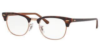 Ray-Ban RX5154 5884 TOP HAVANA ON BROWN