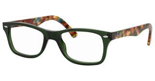 Ray-Ban RX5228 5630 OPAL GREEN
