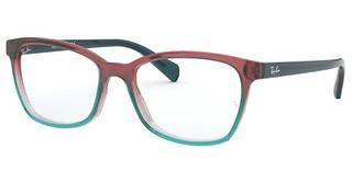 Ray-Ban RX5362 5834 TRI GRAD BLUE/RED/LIGHT BLUE