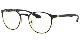 Ray-Ban RX6355 2994 GOLD ON TOP MATTE BLACK