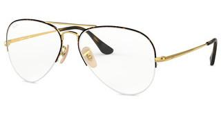 Ray-Ban RX6589 2945 GOLD ON TOP HAVANA