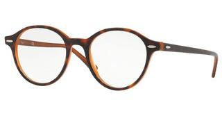 Ray-Ban RX7118 5713 TOP HAVANA ON LIGHT BROWN
