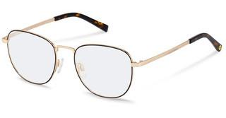 Rocco by Rodenstock RR222 B black, gold, havana