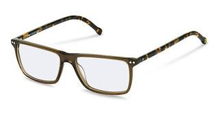 Rocco by Rodenstock RR437 C olive transparent, havana