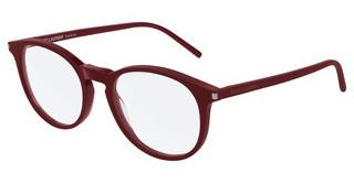 Saint Laurent SL 106 011 BURGUNDY