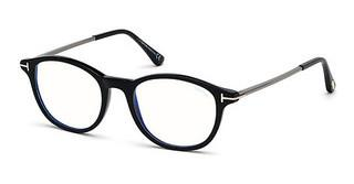 Tom Ford FT5553-B 090 blau glanz