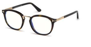 Tom Ford FT5555-B 052 havanna dunkel