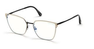 Tom Ford FT5574-B 021 weiss