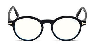 Tom Ford FT5606-B 001 schwarz glanz