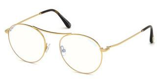 Tom Ford FT5633-B 030 tiefes gold glanz