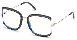 Tom Ford FT5670-B 001 schwarz glanz