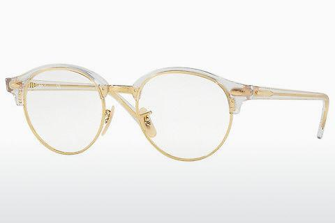 Lunettes design Ray-Ban CLUBROUND (RX4246V 5762)