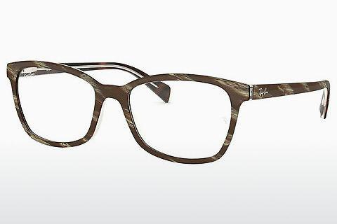 Lunettes design Ray-Ban RX5362 5914