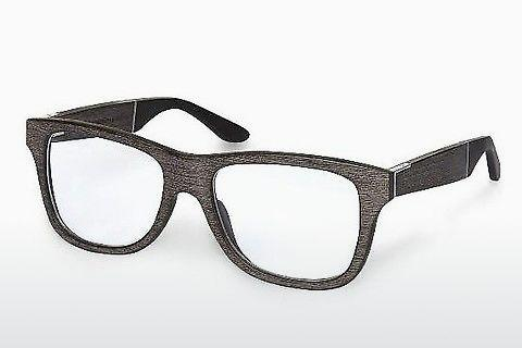 Lunettes design Wood Fellas Prinzregenten (10900 black oak)