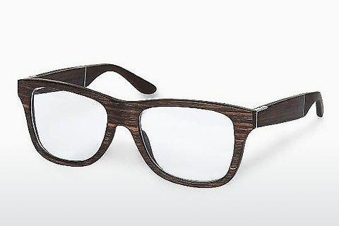 Lunettes design Wood Fellas Prinzregenten (10900 ebony)