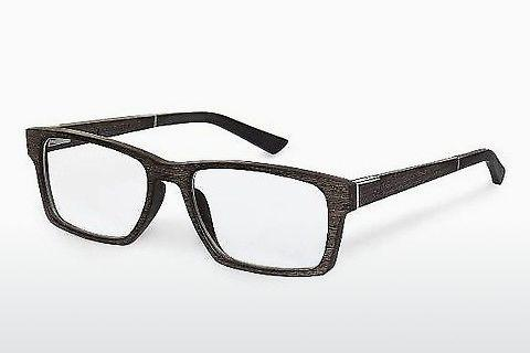 Lunettes design Wood Fellas Maximilian (10901 black oak)